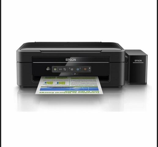 Impressora Epson L380 Multifuncional Tintas Originais