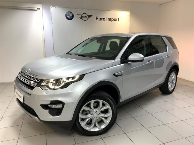 LAND ROVER DISCOVERY SPORT 2018/2018 2.0 16V TD4 TURBO DIESEL HSE 4P AUTOMÁTICO