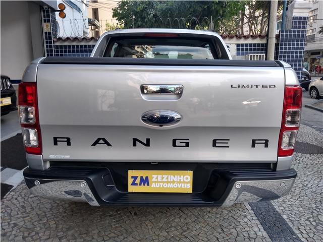 Ford Ranger 3.2 limited 4x4 cd 20v diesel 4p automático - Foto 14