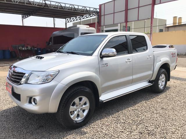 Toyota Hilux Cd Srv 3.0 Diesel 4X4 Automatica impecavel