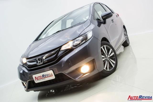 Honda Fit Ex 1.5 Cvt - 46500 km - 2015 - Foto 14