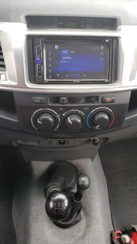 Toyota Hilux 3.0 CD 4x4 2015 - Foto 11
