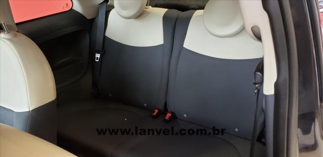 FIAT 500 2013/2013 1.4 CULT 8V FLEX 2P MANUAL - Foto 9