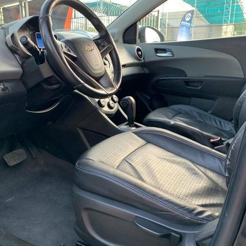 Chevrolet Sonic LTZ - 2013 - Foto 12
