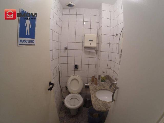 Sala para alugar, 60 m² - Praia do Suá - Vitória/ES - Foto 7