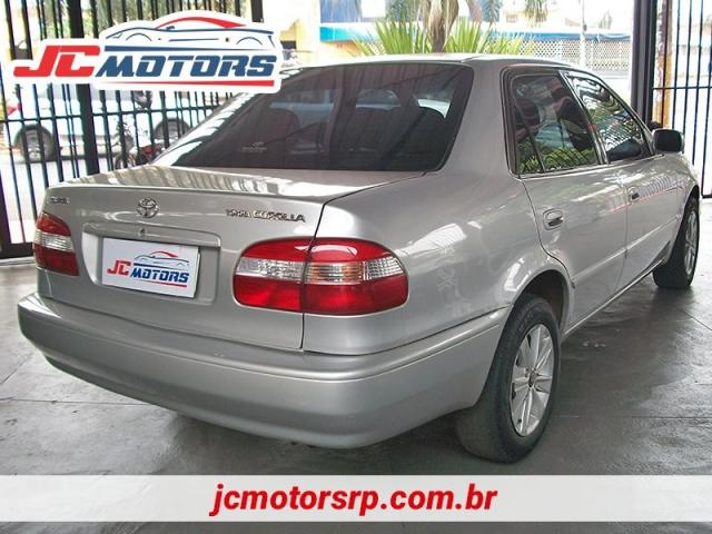 Toyota Corolla XEi 1.8 Prata - Foto 6