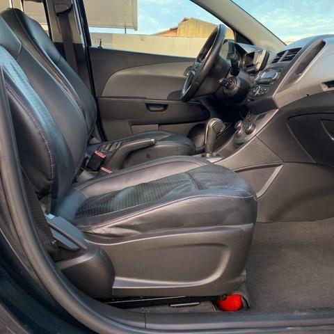 Chevrolet Sonic LTZ - 2013 - Foto 14