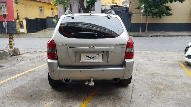 Hyundai Tucson GLS V6 + Kit gás !! - Foto 12