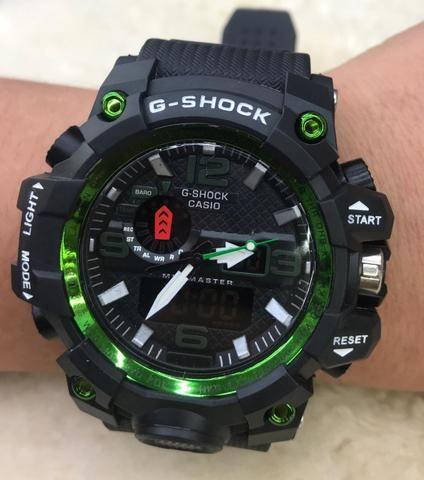 62642752c49 Relógio Esportivo G-Shock a prova d água com varias funções ...