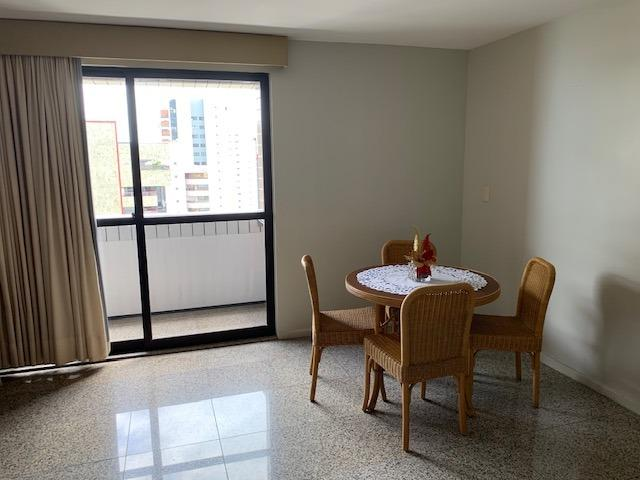 Flat no Hotel Othon Palace Fortaleza CE 86m2 - 2 quartos - Foto 8