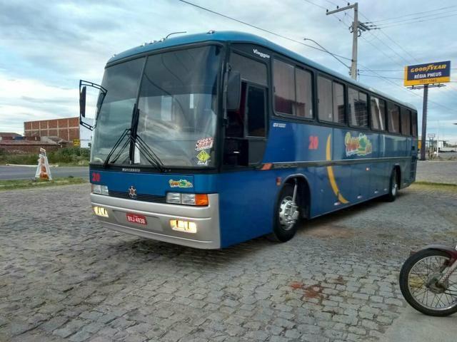Ônibus Rodoviário Marcopólo Gv1000 - Foto 5