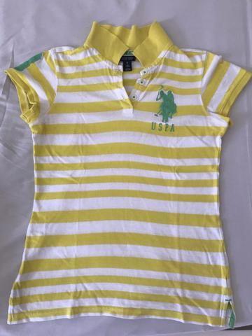 Camisa de manga curta polo ralph lauren - Roupas e calçados - Centro ... 9f20114ae19