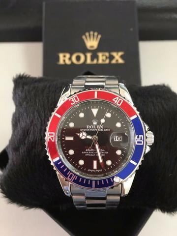 fcad0e55b26 Relogio Rolex Submariner - Bijouterias