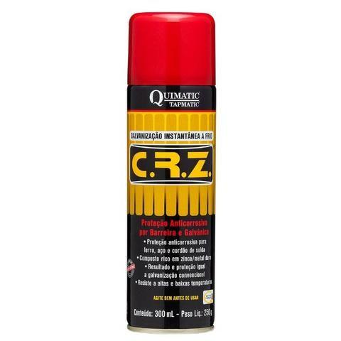 CRZ Galvanização a Frio - Spray 300ml - Tapmatic