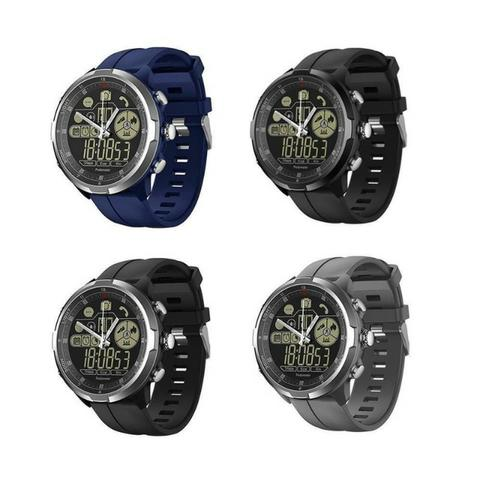 73b3b2ef10a Relógio de Pulso Digital Analógico Zeblaze Vibe Hybrid Bluetooth ...