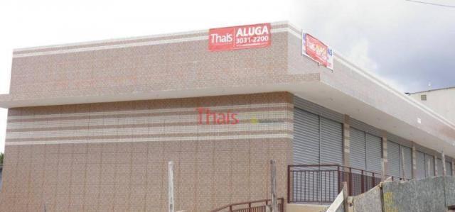 Loja comercial para alugar em Taguatinga norte, Taguatinga cod:LO0441