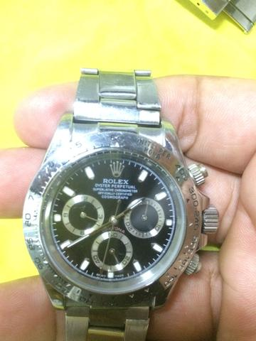 1b690b36d1a Relógio Rolex Daytona - Bijouterias