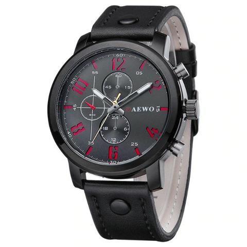 4e436793722 Top marca de luxo moda militar relógio de quartzo dos homens esportes  relógio de pulso