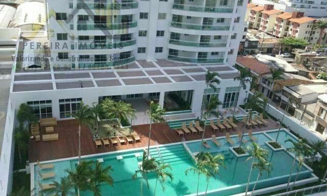 103 - Edifício Mandarim, apartamento 51 m2, locação R$: 3.500,00 com condomínio - Foto 2
