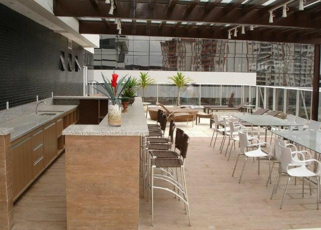 Studio Mobiliado c/ vaga de garagem no Ed Neo Superquadra - Foto 15