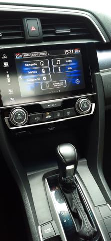 Civic sedan touring 1.5 turbo 16v aut. 4p IPVA 2020 pago - Foto 8