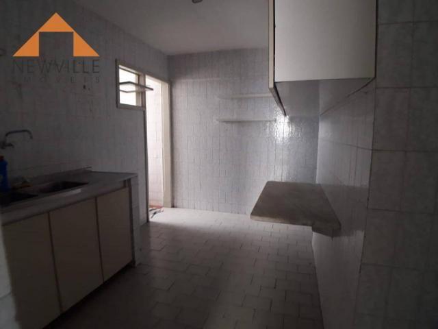 Apartamento com 2 quartos para alugar, 97 m² por R$ 2.200/mês - Graças - Recife - Foto 7