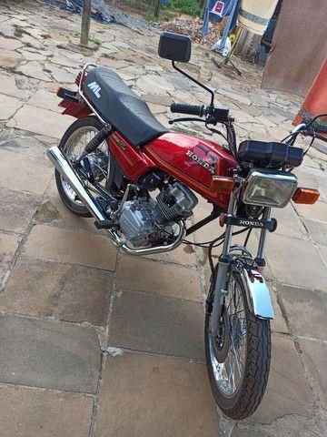 Honda ML 125 83 - Foto 4