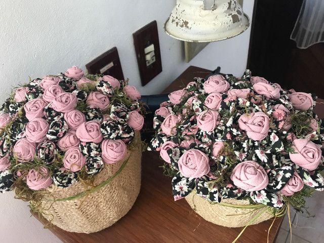 Vasos de flores - Foto 3