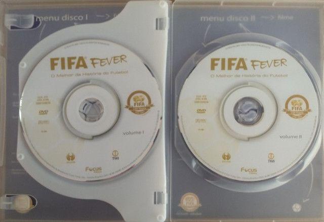 Fifa Forever Edição Especial Limitada Duplo Dvd 100% Original - Foto 2