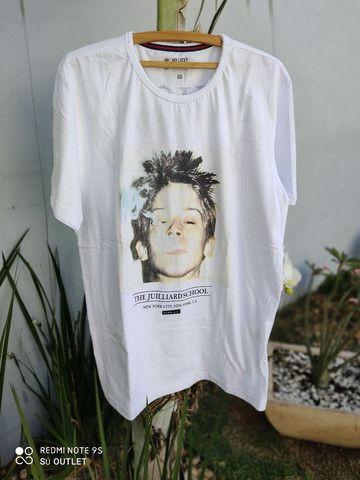Camisetas Masculinas Multimarcas - Foto 5