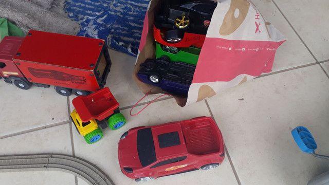 Lote brinquedos menino Leia descrição toda. - Foto 6