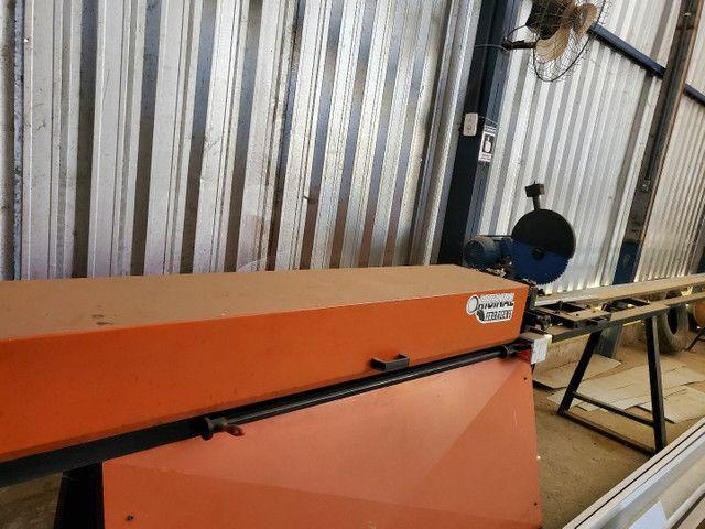 Perfiladeira automatica meia cana para portas de enrolar  - Foto 2
