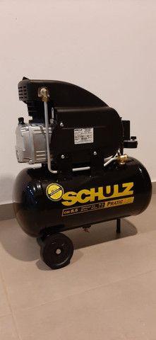 Compressor Schulz Pratic Air CSI 8,5 - Foto 3