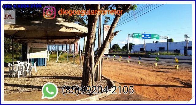 Lotes com construção liberada as margens da BR-116 Loteamento Boa Vista!! - Foto 13