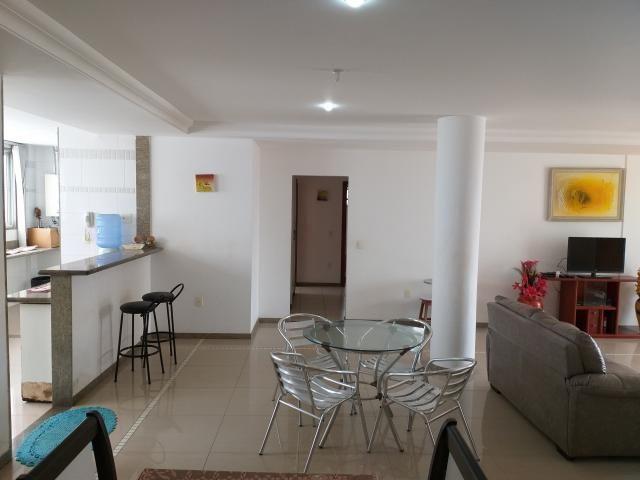 cobertura 3 quartos (1 suíte) e 3 vagas na Praia do Morro - Foto 3