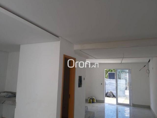 Sobrado com 3 dormitórios à venda, 101 m² por R$ 484.000,00 - Goiá - Goiânia/GO - Foto 2