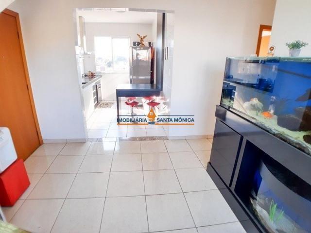 Apartamento à venda com 3 dormitórios em Rio branco, Belo horizonte cod:17248 - Foto 13