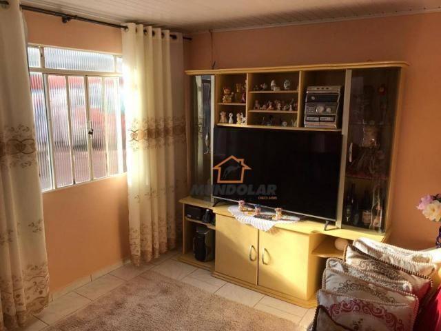 Casa com 3 dormitórios à venda, 80 m² por R$ 250.000,00 - Capela Velha - Araucária/PR - Foto 14