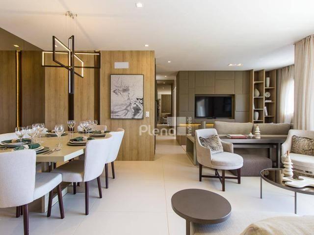Apartamento com 3 suítes para locação no Swiss Park - Campinas/SP - Foto 3