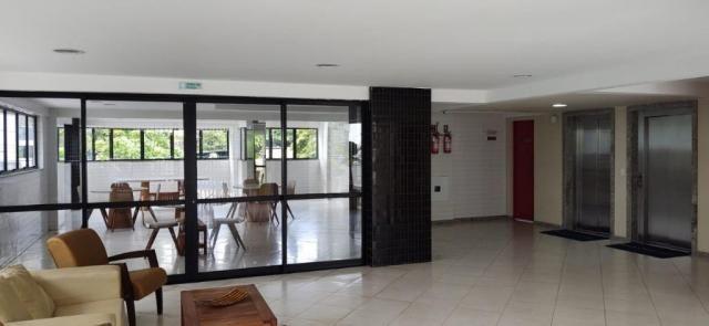 Apartamento para alugar com 3 dormitórios em Costa azul, Salvador cod:AP000207 - Foto 8