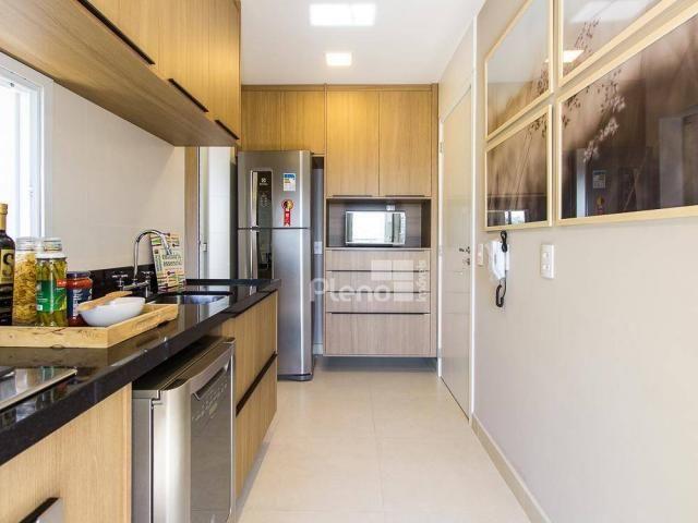 Apartamento com 3 suítes para locação no Swiss Park - Campinas/SP - Foto 16