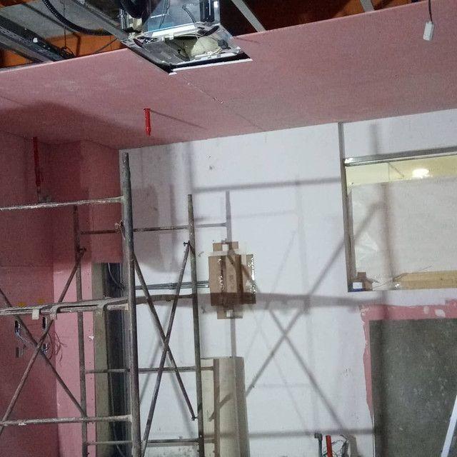 Forros e Divisórias(Gesso,Drywall,Mineral,Eucatex,Isover - Foto 3
