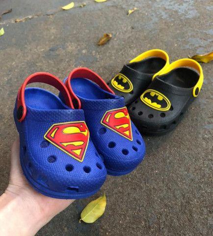 Lindos Crocs / tênis / calçados infantil