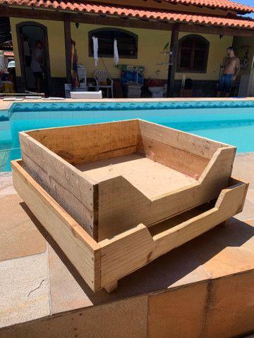 Caixa de madeira - Foto 2