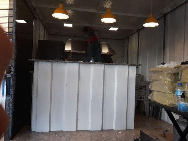 Container para hamburgueria complento (leia adescrição) - Foto 2