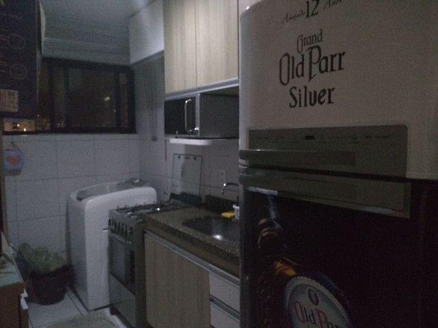 Apartamento 02 quartos mobiliado - Foto 6