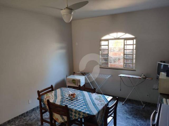 Casa com 3 dormitórios à venda, 170 m² por R$ 400.000 - Centro (Manilha) - Itaboraí/RJ - Foto 12