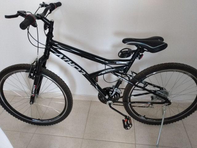 Bicicleta nova com nota - Foto 6