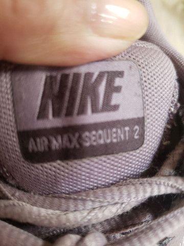 Tenis Nike Air Max Sequent 2 n37/38 - Foto 2