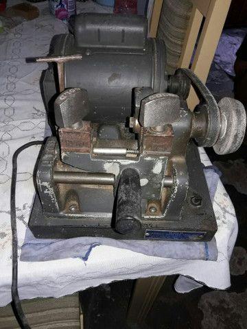 Vendo máquina para chave gold usada ,valor 1,300 - Foto 5